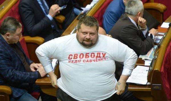 Состояние здоровья Мосийчука позволяет удерживать его под стражей, - медслужба СБУ - Цензор.НЕТ 3474