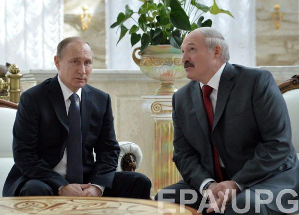 Россия должна существенно снизить цены на газ для Беларуси, - заместитель премьер-министра Семашко - Цензор.НЕТ 2961