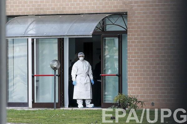 В Киеве два человека попали в больницу с подозрением на коронавирус