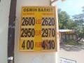 Гривна стабильна: Курс валют на 26 июня