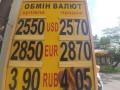 Нацбанк резко укрепил гривну: Курс валют на 25 июля