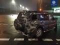 В Киеве за сутки произошло более сотни ДТП