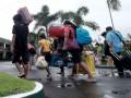 Филиппины накрыл тайфун Нок-Тен