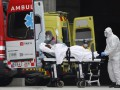 В Испании рекордное количество смертей за сутки