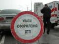 В Сумах пьяный водитель врезался в маршрутку