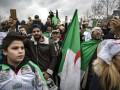 В Алжире возобновились протесты