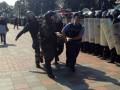 Задержан бросивший гранату у Рады