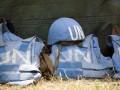 Украина начала консультации по миротворцам ООН