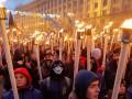 Марш в Киеве завершился без серьезных происшествий