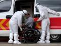 В Украине число COVID-госпитализаций в январе упало почти на 30%