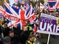 В Лондоне прошел многотысячный митинг в поддержку Brexit