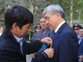 В Казахстане выступили против георгиевских лент
