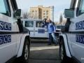 ОБСЕ на Донбассе за сутки насчитала 61 взрыв