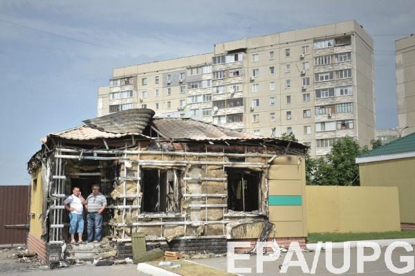 Украина получит дополнительную помощь для Донбасса