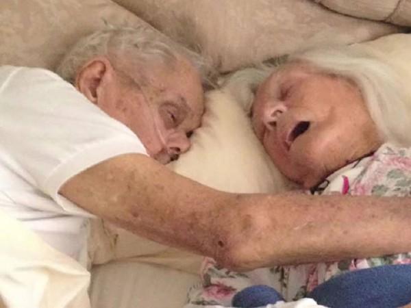 Умерли в один день, прожив 75 лет вместе