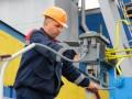 Украина использовала только половину газовых запасов