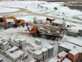В Украине выросли объемы строительства