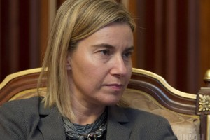 Россия слишком бедна, чтобы называться сверхдержавой - Могерини
