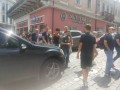 В Черновцах протестовали против ЛГБТ-фестиваля: перекрыли дорогу