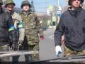 Самооборона Запорожья разбила авто пророссийским активистам