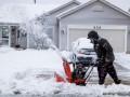 Снегопад оставил без света более 50 тысяч человек в США