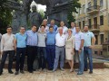 Сакварелидзе, Касько и Чумак объявили о создании новой партии