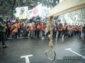 Под НБУ протестуют металлурги
