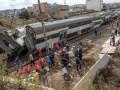 В Марокко сошел с рельсов поезд, есть жертвы