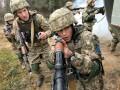 Летом в армию призовут украинцев, закончивших военную кафедру вуза