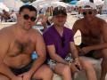 Богдан и Зеленский сходили на пляж в Одессе