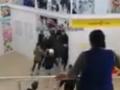 Харьковчане устроили погоню в магазине секонд-хенда