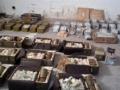 Под Черниговом отставной офицер хранил в гараже рекордный арсенал оружия