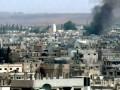 Сирийские военные в ходе авиаудара по городу Эр-Ракка попали в здание школы, есть жертвы