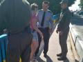 В Олевске нацгвардейцы спасли беременную от суицида