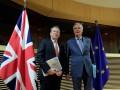 Евросоюз и Британия начали вторую фазу переговоров о Brexit