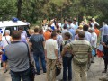 В Симферополе полицейские разогнали митинг