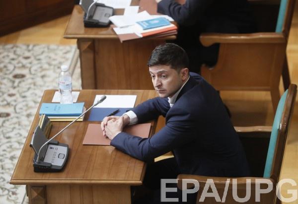 У Зеленского прокомментировали решение КСУ о законности роспуска парламента