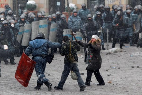 Ранее регионал Рудьковский инициировал законопроект о ликвидации Беркута
