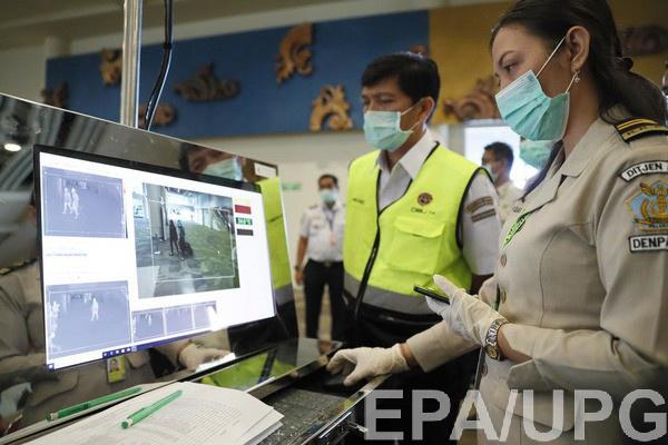 Новый коронавирус попал из Китая в США