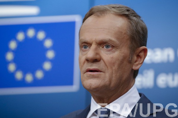 Туск заявил о массовом выдворении в ЕС российских дипломатов