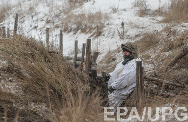 В Минобороны утверждают, что обстановка на Донбассе под контролем