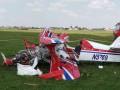 Два самолета столкнулись в Румынии: есть жертвы
