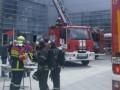 В Москве произошел пожар в здании Яндекса
