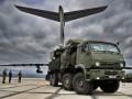 Панцирь-С заступил на боевое дежурство в Крыму