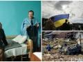 День в фото: Вакарчук в военном госпитале, Марш мира в Киеве и наводнение в Индонезии