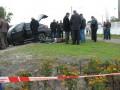 В Киеве средь бела дня застрелили бизнесмена из Днепропетровска (ФОТО)