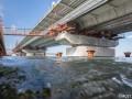 Керченский мост: Путину доложили о пройденном экваторе
