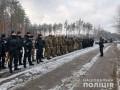 Янтарный рейд: На клондайках Ровенщины задержали 25 человек