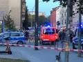 Porsche насмерть сбил четырех пешеходов в центре Берлина