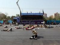 Во время теракта в Иране погибли десять человек